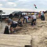ANA recoge más de tres toneladas de basura del río Nanay