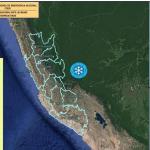 Ayacucho: Entregan ayuda humanitaria por bajas temperaturas