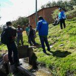 Corroboran acceso al agua potable en Huamanga y Huanta