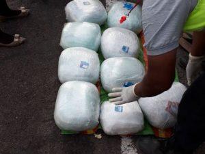 Decomisan más de 80 kilos de marihuana en carretera Nasca – Puquio