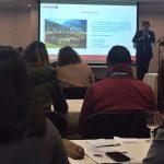 Divulgan en Colombia experiencia del proyecto Haku Wiñay/Noa Jayatai