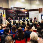 Inauguran el IX Salón del Cacao y Chocolate