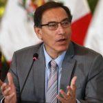 Presidente Martín Vizcarra saludó a los maestros en su día