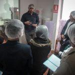 Productores del Vraem realizaron pasantía en empresas chocolateras de Lima