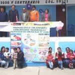 Santiago de Chuco: Realizan lanzamiento oficial de PRONOEIS 2018