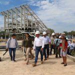 Ucayali: Continúa construcción del Malecón de Yarinacocha