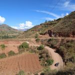Ayacucho: Entregan terreno para asfaltado de carretera Tambo – San Miguel