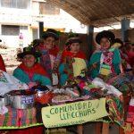 Ayacucho: Usuarias de Juntos realizan Nutriferia