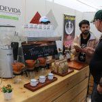Caficultores convencianos celebran Día del Café Peruano invitando sus mejores productos