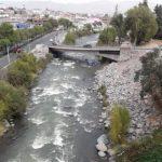 Después de décadas el río Chili se va purificando y disminuye contaminación