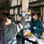 Fiscalizan comercialización de insumos agrícolas en Ayacucho