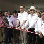 Gobierno inauguró obras que impulsarán turismo en Villa Rica