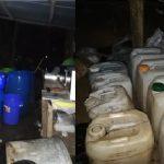 Policía destruye laboratorio de cocaína en el Vraem