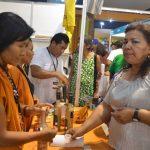 Productores y artesanas indígenas posicionaron productos en Expo Amazónica 2018