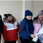 Puno: Entregan abrigo a afectados por heladas en Laraquerí