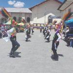 Santiago de Chuco realizó Juegos Florales Escolares 2018