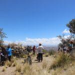 Vilcas Huamán: Realizan limpieza de monumento arqueológico Pillucho