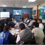 Apurímac: Asistencia técnica para control de incendios forestales