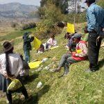 Ayacucho: Módulos ecológicos para proteger campos de maíz de insectos