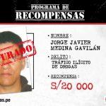 Capturan a narcotraficante buscado por la DEA e integrante del Clan América en Cusco