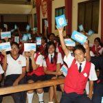 Tingo María: Escolares recibieron charla sobre prevención en consumo drogas