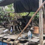 Ejecutan operativo contra la minería ilegal en Madre de Dios