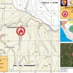 Extinguen incendios forestales en regiones Amazonas y Tumbes