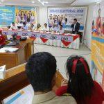 Candidatos a Gobierno Regional de Huánuco se comprometieron con la niñez y adolescencia