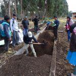 Huancavelica: Productores optimizarán conservación y cuidado de suelos agrícolas