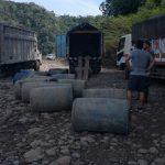 Madre de Dios: Decomisan 3 000 galones de combustible de mineros ilegales