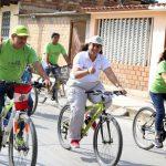 Minam fomenta uso de la bicicleta para mejorar la calidad de vida
