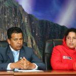 """Ministra Fabiola Muñoz: """"Estamos firmes en la lucha contra la corrupción"""""""