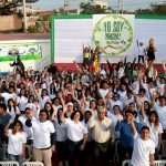 Ministra Fabiola Muñoz elogió compromiso juvenil para defender la biodiversidad