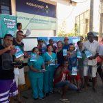 Minsa realizó campaña de vacunación en frontera con Brasil y Ecuador
