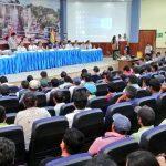 Organizaciones sociales del Vraem tuvieron encuentro con el Ejecutivo