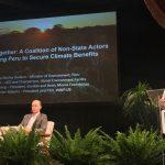 Protección peruana de la Amazonía presentada en cumbre mundial climática
