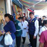 Realizan operativo en puestos de carne en mercados de Puerto Maldonado
