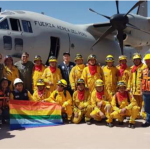 Trasladarán 30 bomberos para extinguir incendio forestal en Arequipa