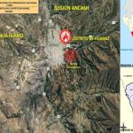 Ancash: Extinguieron incendio forestal en Huaraz