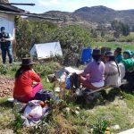 Ayacucho: Agricultores capacitados en manejo integrado de plagas de la papa