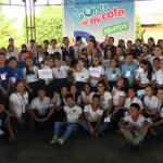 """La Onda de mi Cole"" volvió a Iquitos e involucró a 230 escolares"
