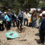 Huancavelica: Capacitan a productores de maíz en cuidado de suelos agrícolas