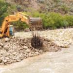 Huánuco: Implementan la descolmatación del río Huallaga