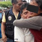 Huánuco: Rescatan a hijas del alcalde de Daniel Alomía Robles