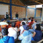 Loreto: Pequeños horticultores capacitados en uso de plaguicidas agrícolas