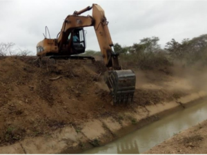 Minagri realizará limpieza y descolmatación de canales en Tumbes