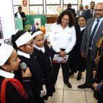 """Ministra Fabiola Muñoz: """"La educación ambiental es una actitud y un compromiso"""""""