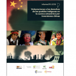 ONU incorpora recomendaciones de indígenas amazónicos para evaluar derechos humanos en inversiones chinas