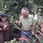 Pensión 65 comparte relatos en idioma Yánesha con niños de comunidad nativa