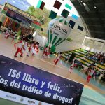 Quillabamba: Jóvenes expresaron rechazo al consumo de drogas